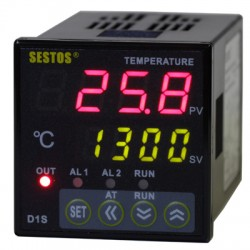 D1S-2R-220 Regulator temperatury